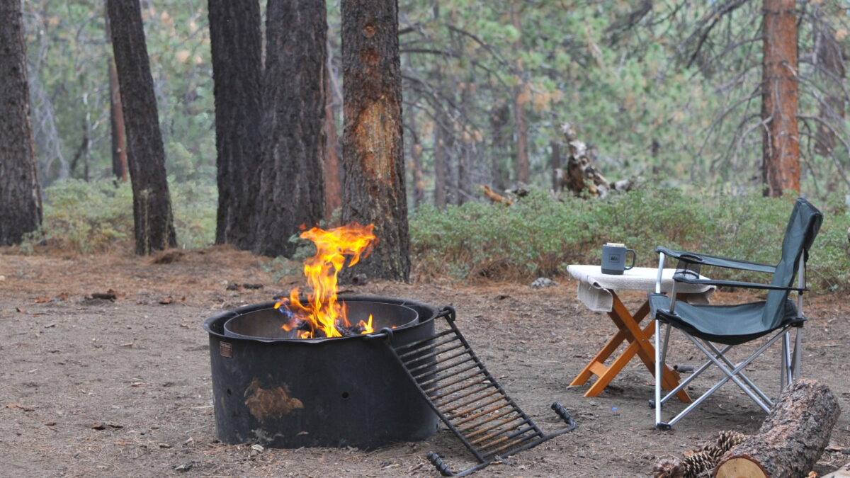 Camping in the Time of Coronavirus Is a Challenge but Still Possible