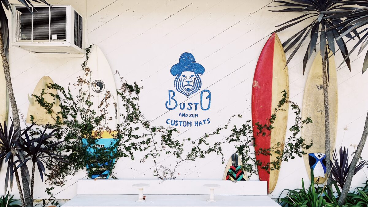 Busto and Sun – Hat Maker in Topanga