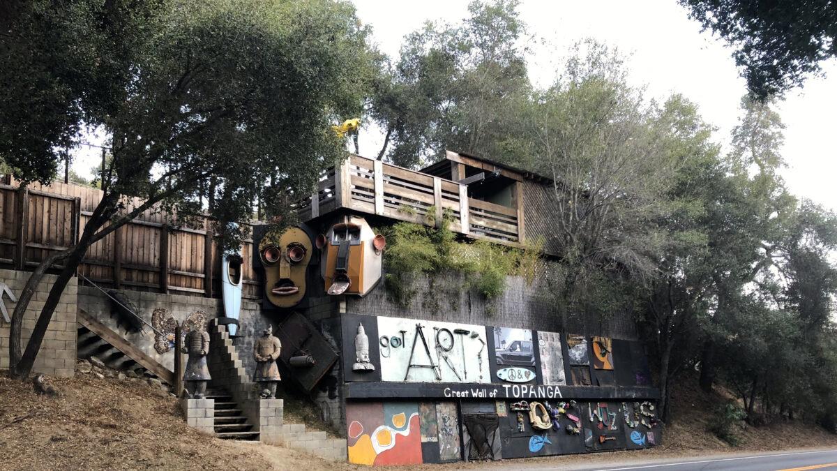Got Art? The Great Wall of Topanga, Ten Years Later