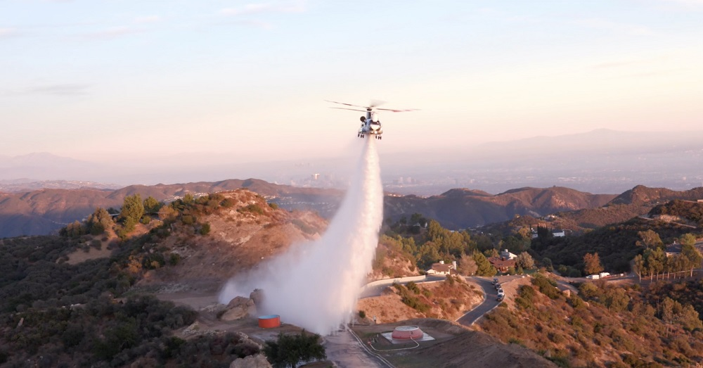 Tuna Canyon Fire 7/9/2021 (updated)
